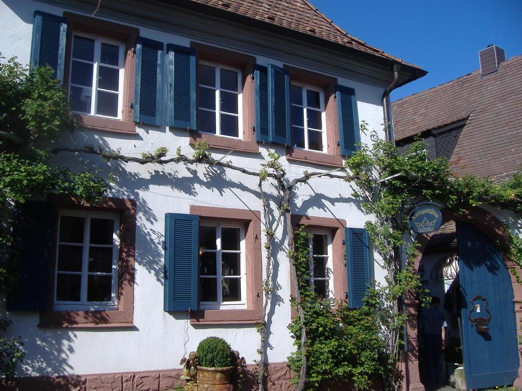 Bild In Der Theresienstraße Zu Rhodt Unter Rietburg In Rhodt Unter