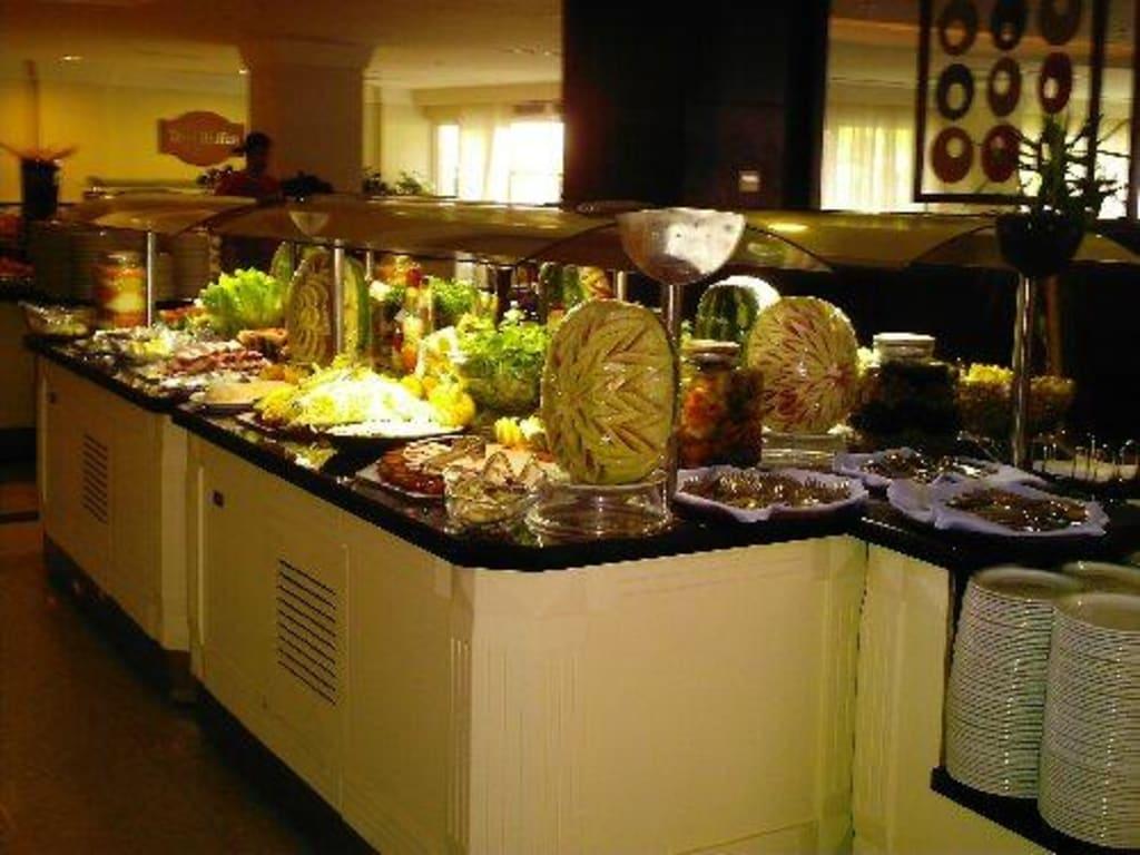 Restaurant/Buffet - Aska Hotel Buket Resort & Spa