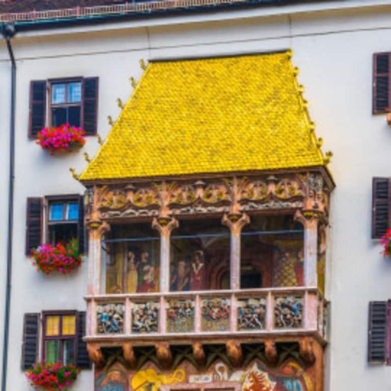 das goldene dach