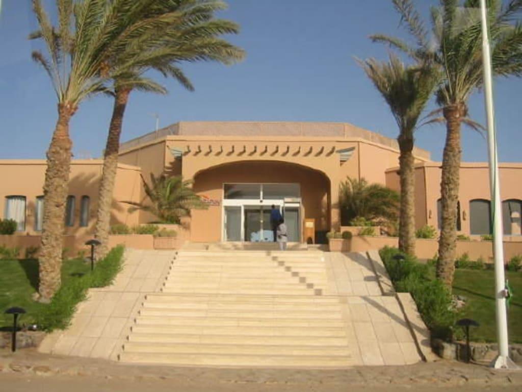 LTI Paradiso - El Gouna Ägypten Bilder Lobby & Eingang LABRANDA Club Paradisio El Gouna