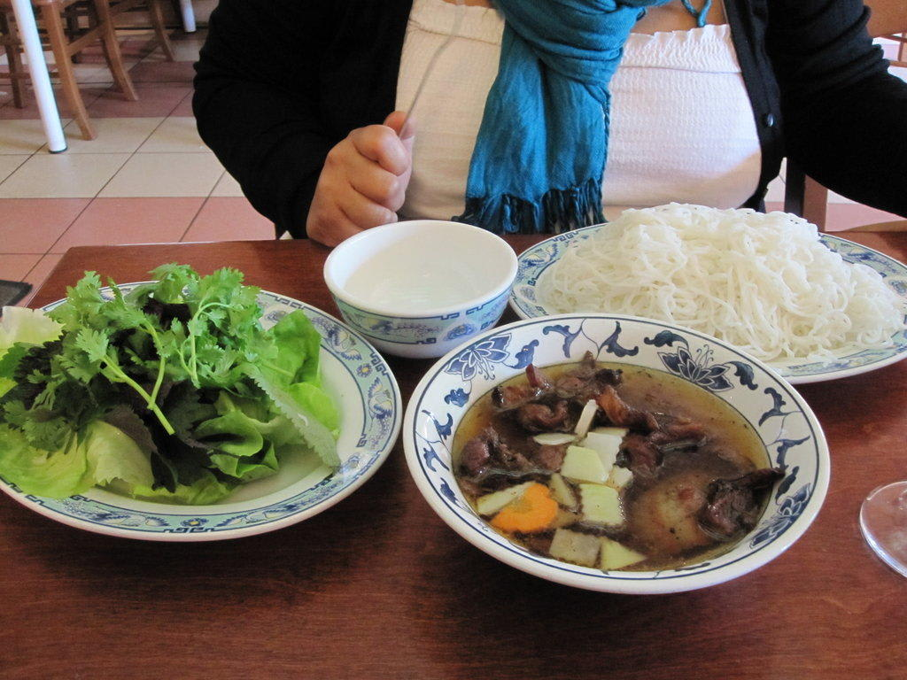 bild bun cha original vietnamesisches essen zu berlin lichtenberg in berlin lichtenberg. Black Bedroom Furniture Sets. Home Design Ideas