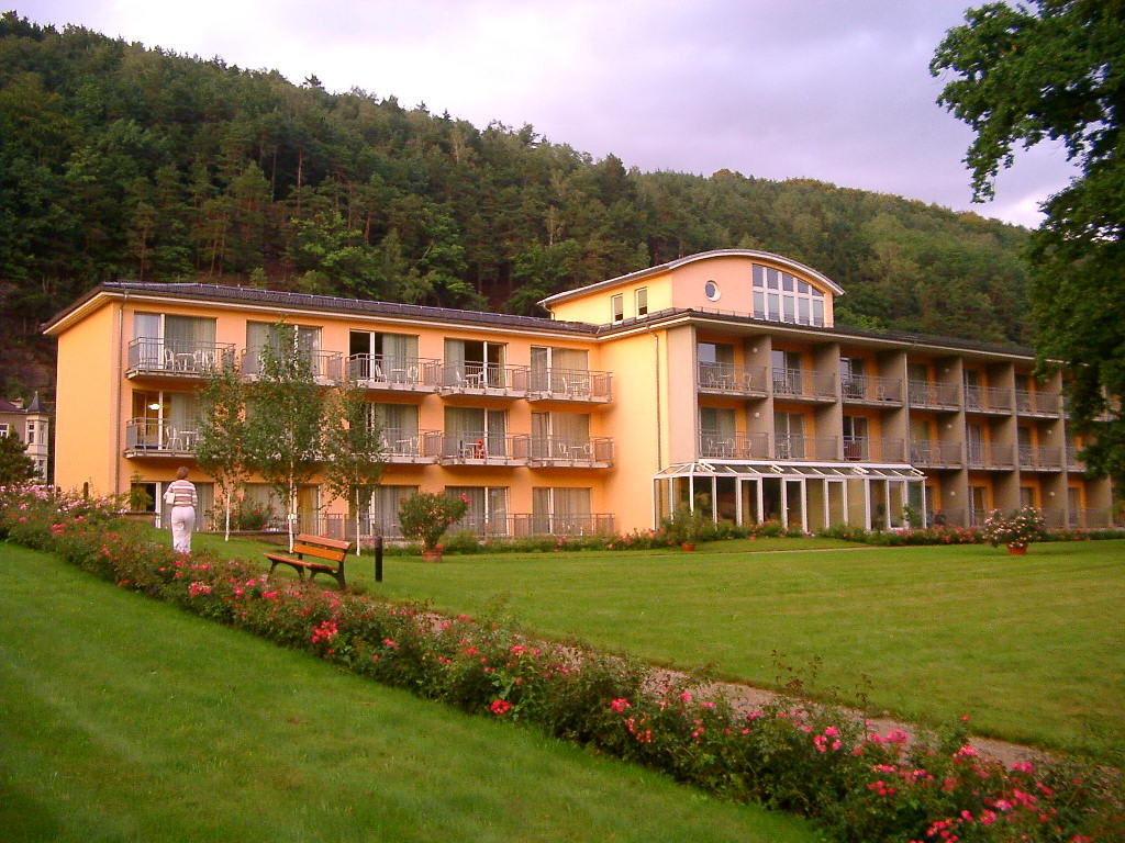 Hotel Bad Schandau