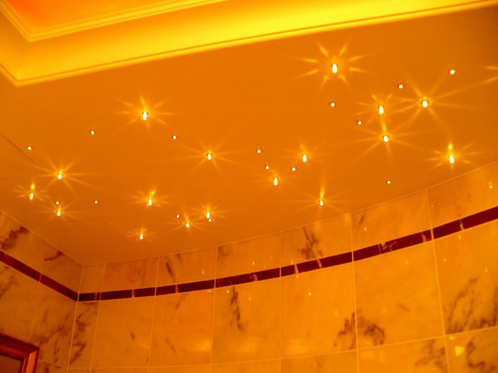 Bild deckenbeleuchtung im bad zu althoff seehotel for Bad deckenbeleuchtung