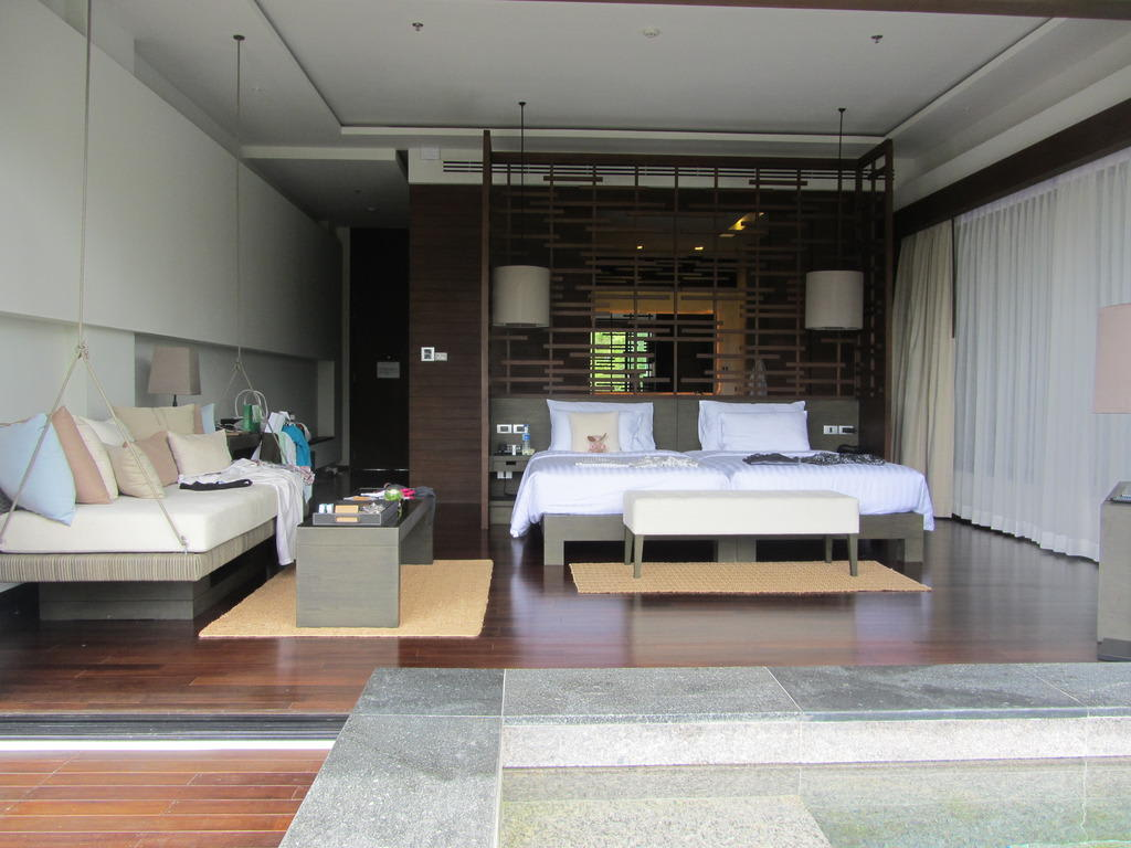 Bild deluxe sky pool suite zu hotel cape nidhra in hua hin - The sky pool a deluxe adventure ...