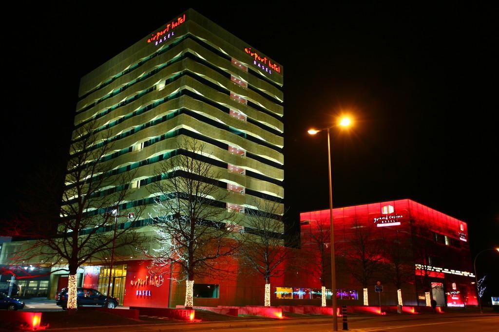 airport hotel basel casino