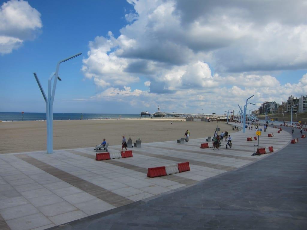 scheveningen strandpromenade