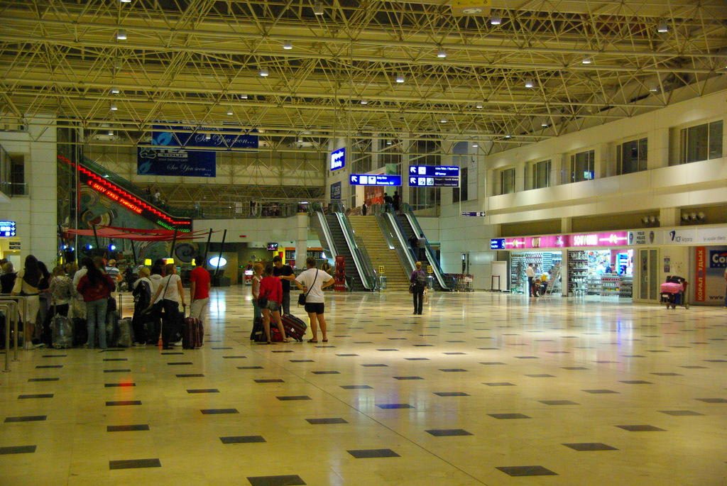 Flughafen Antalya Abflug Live