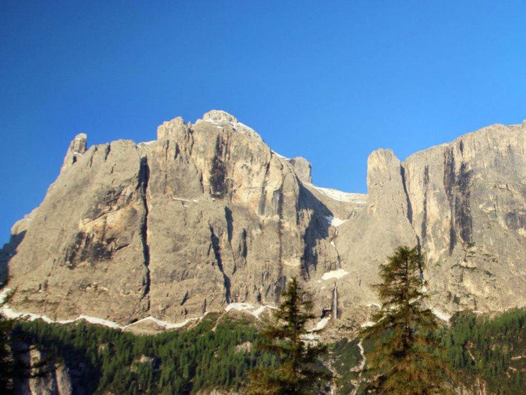 Klettersteig Pisciadu : Pisciadu klettersteig sella gruppe martin stolzlechner