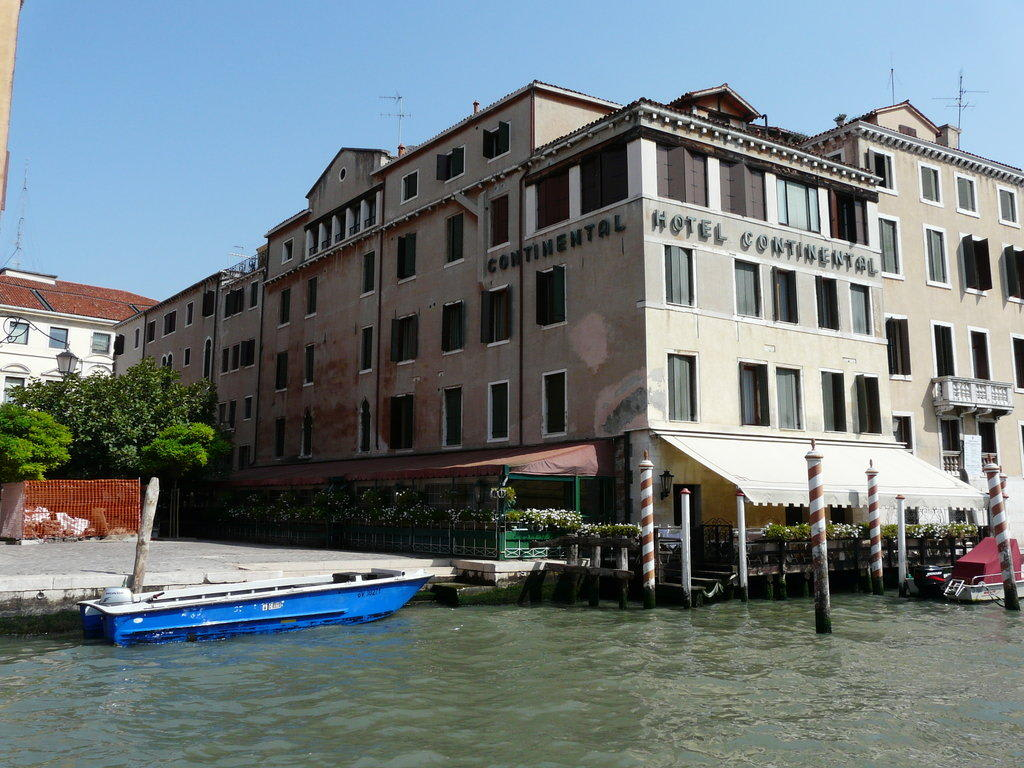 bild hotel continental am canale grande zu hotel continental venedig in venedig. Black Bedroom Furniture Sets. Home Design Ideas