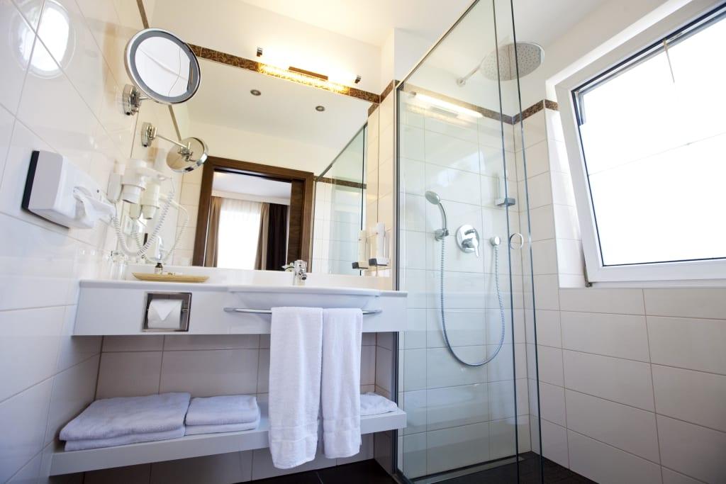 bild klassic komfort badezimmer neu zu austria classic hotel h lle in salzburg