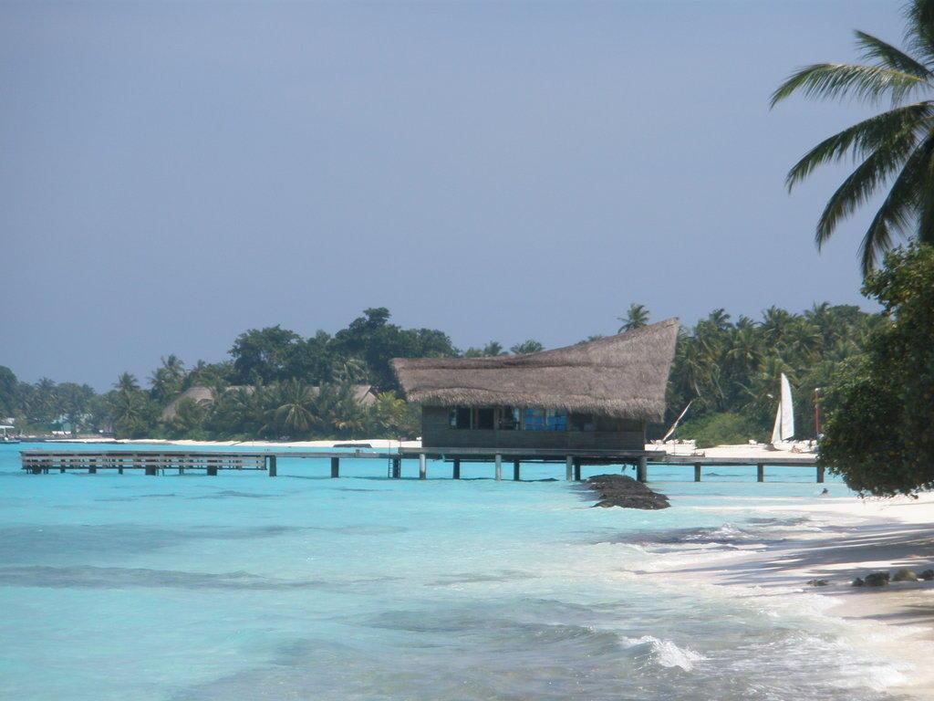 Download this Mit Tauchschule Bilder Sonstiges Motiv Hotel Kuramathi Island Resort picture
