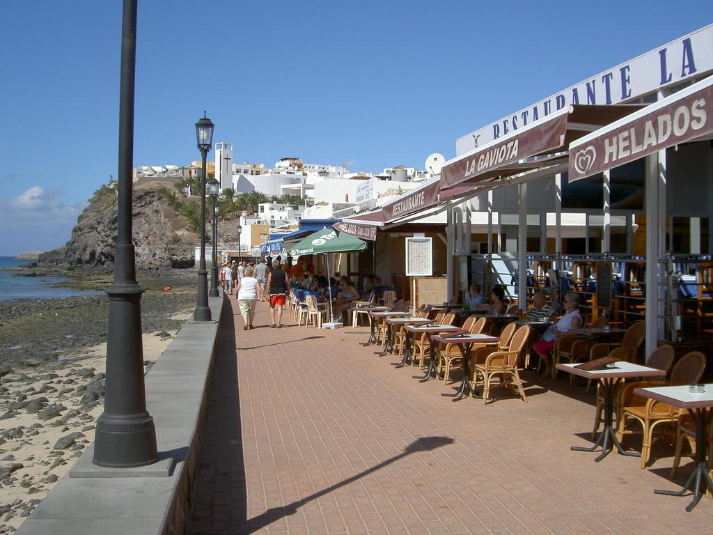 Bild promenade in morro jable zu strandpromenade morro - Centro hogar armas fuerteventura ...