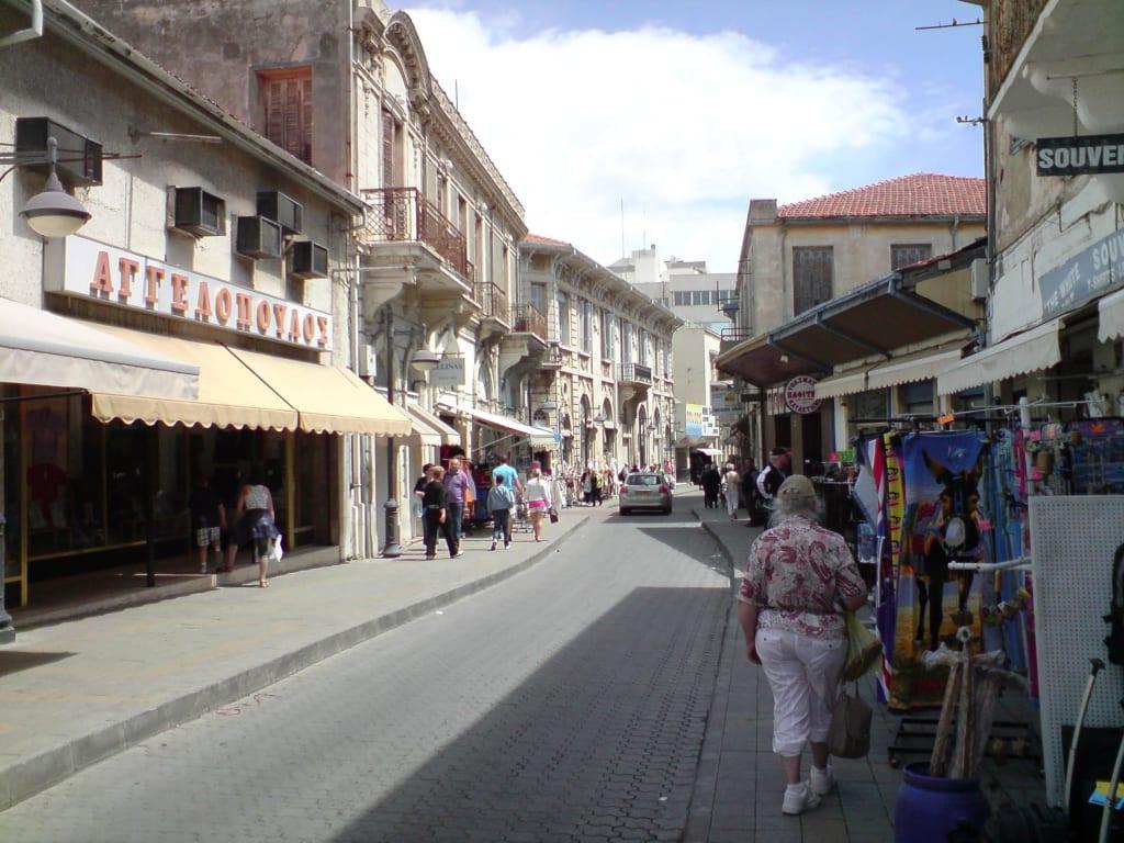 Limassol Altstadt