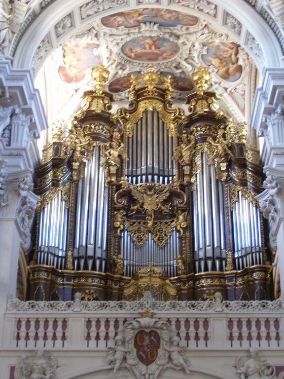 Die Größte Orgel Der Welt