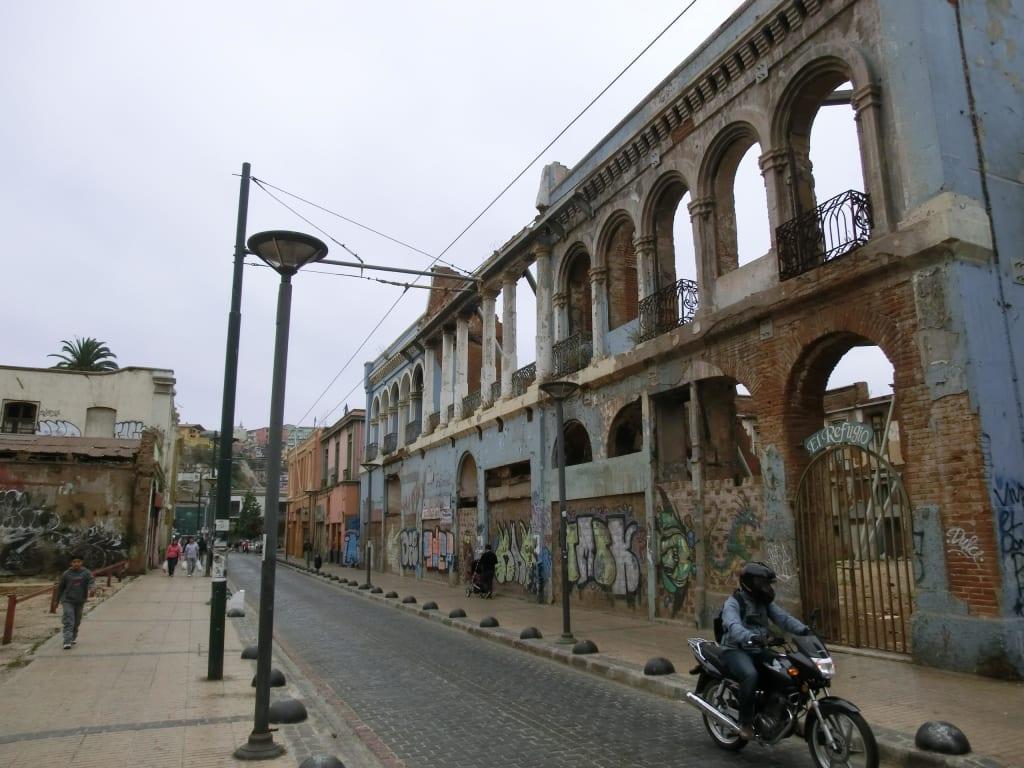Verfallene Stadt