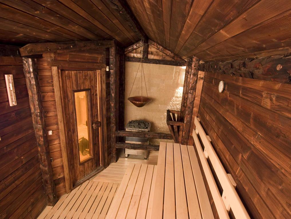 bild russische sauna zu grand hotel spa resort pomorie in pomorie. Black Bedroom Furniture Sets. Home Design Ideas