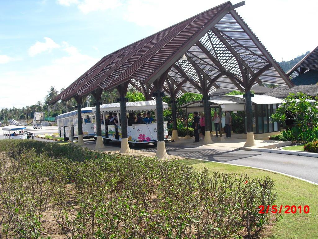 Aeroporto Koh Samui : Bild quot airport koh samui zu flughafen usm in