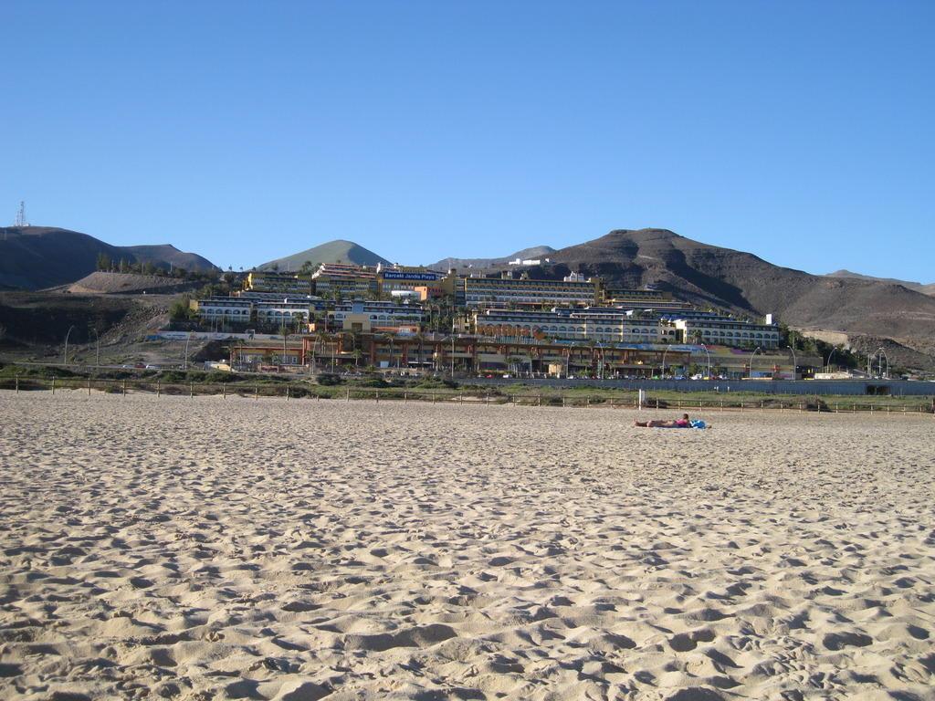 hotel barcelo playa jandia: