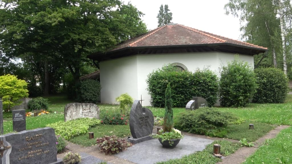 Friedhof Bühl