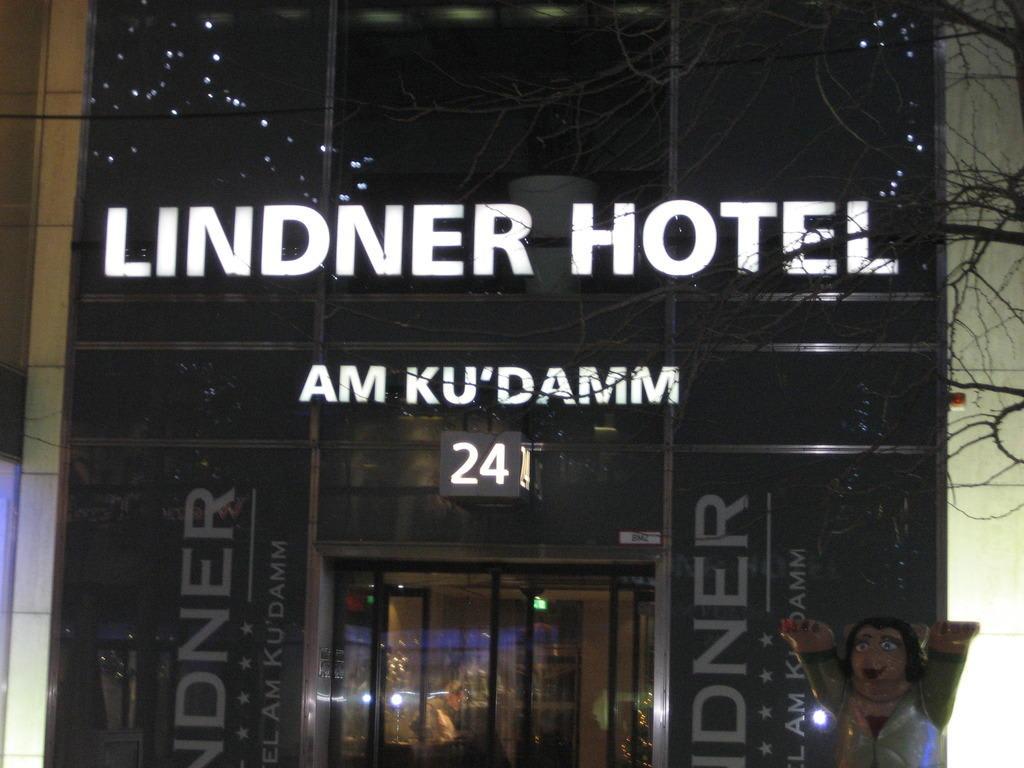 bild lindner hotel am kudamm zu lindner hotel am kudamm. Black Bedroom Furniture Sets. Home Design Ideas