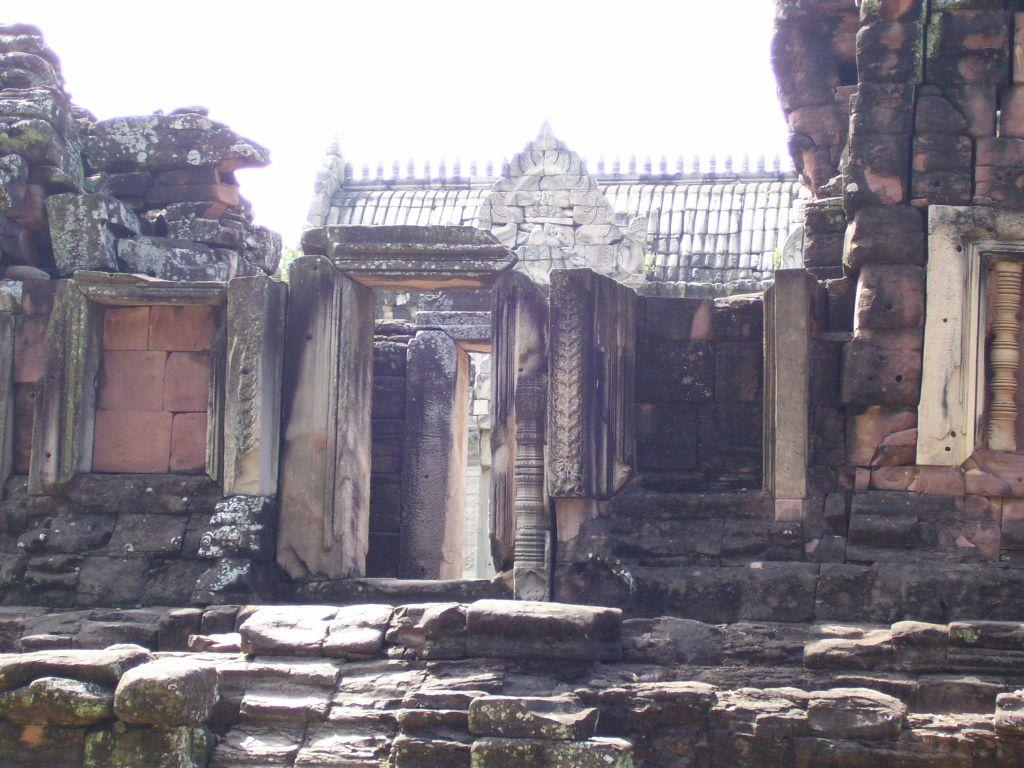 bild alte geb ude zu khmer tempel in sonstiges thailand. Black Bedroom Furniture Sets. Home Design Ideas