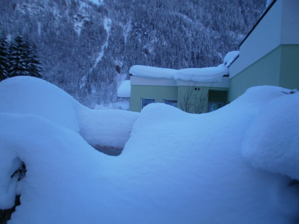 Tiefverschneit Bilder Sonstiges Motiv Alpin Life Resort Lürzerhof