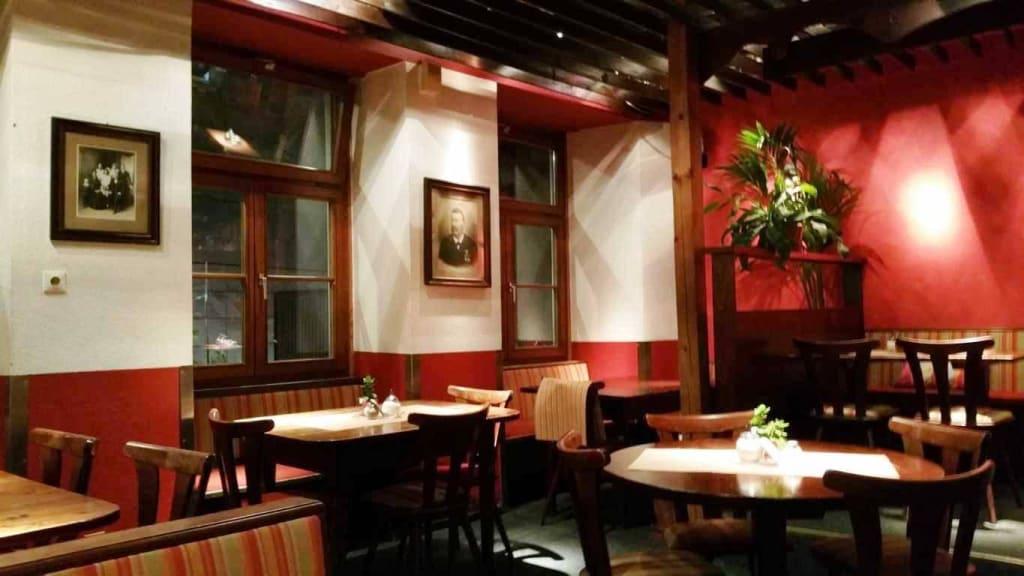 Bild Gemutliche Einrichtung Zu Restaurant Radieschen In Konstanz