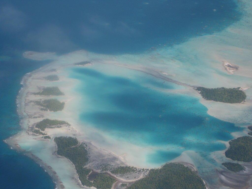 Bild blaue lagune zu rangiroa in rangiroa - Rangiroa urlaub ...