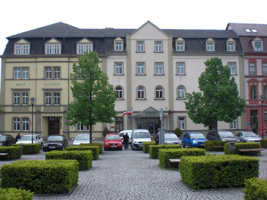 Weimar Hotel Kaiserin Augusta Parken