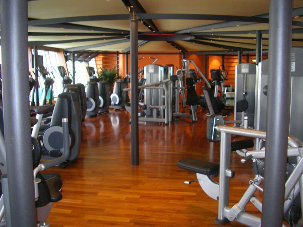 bild fitnessstudio zu aidablu in. Black Bedroom Furniture Sets. Home Design Ideas