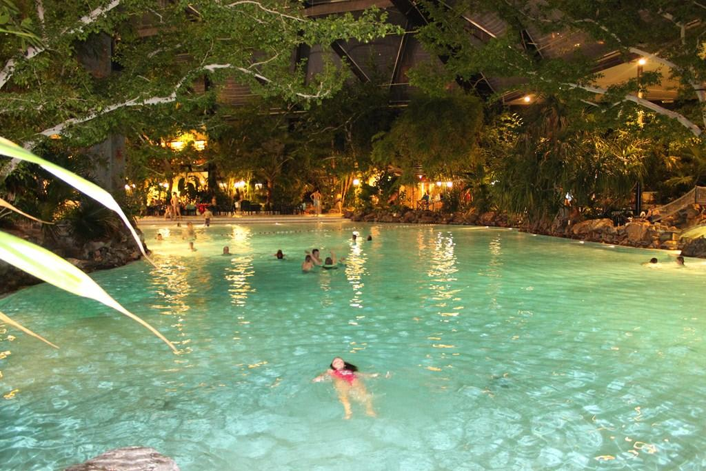 Bild aqua mundo zu center parcs het heijderbos in gennep - Fotos van het zwembad ...