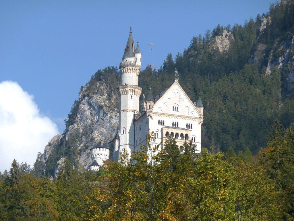 Bild Quot Schloss Neuschwanstein Quot Zu Schloss Neuschwanstein In