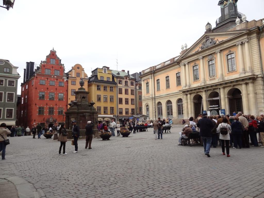 närliggande datum avsugning i Stockholm