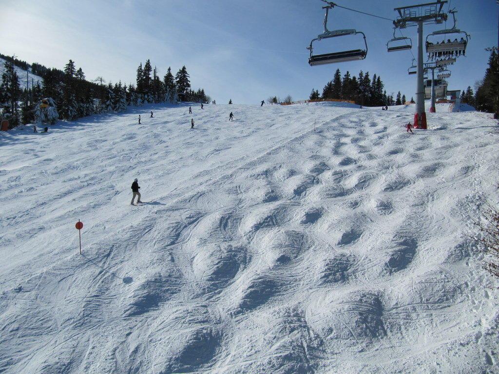 Bild Sonnenhang Zu Skigebiet Grosser Arber In Bodenmais