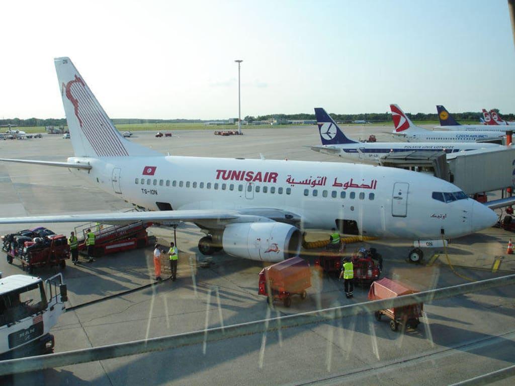 flughafen enfidha tunesien