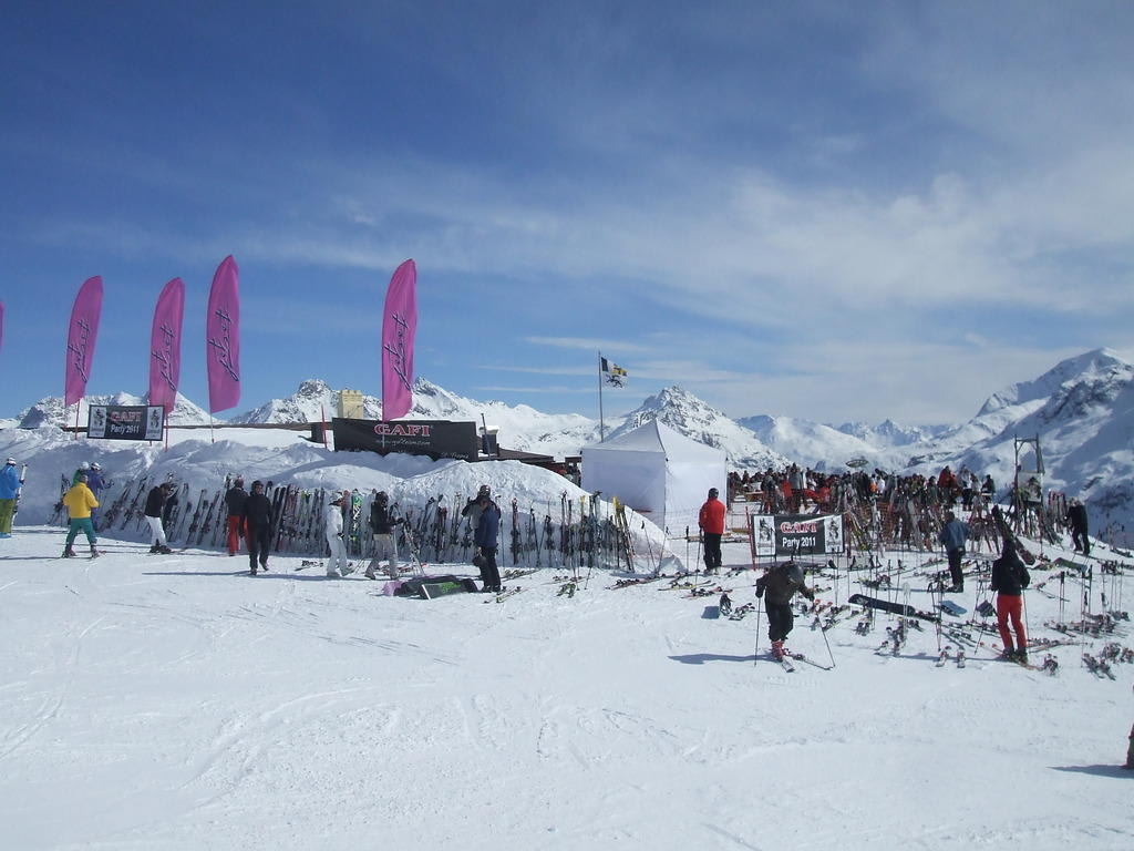 bild bergh tte alpina im skigebiet corviglia zu skigebiet corviglia in st moritz. Black Bedroom Furniture Sets. Home Design Ideas