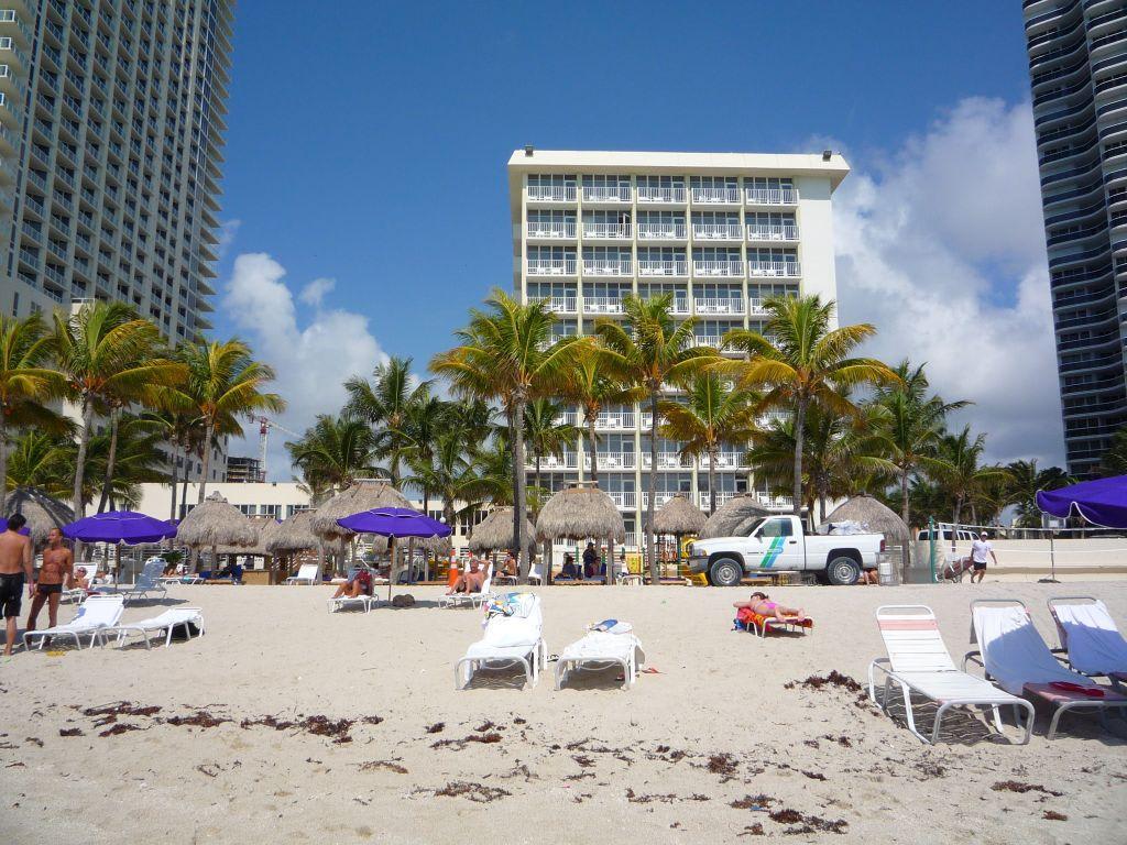 Newport Beachside Hotel Resort Miami Beach Bewertung