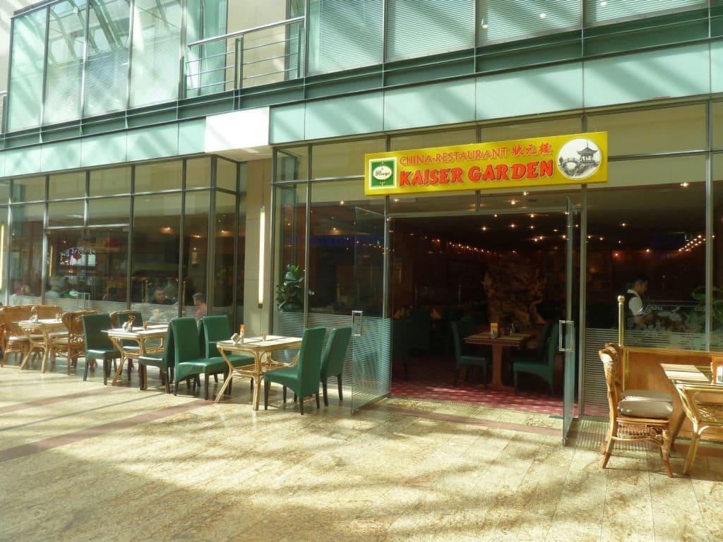 China Restaurant Kassel Kurfürsten Galerie