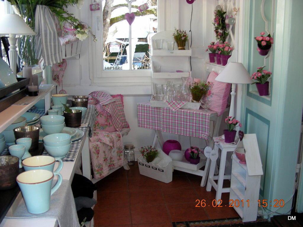 "Bild ""Cafe Blaues Haus Eingang"" Zu Café Blaues Haus In"