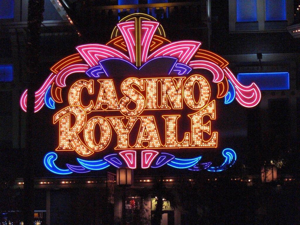 bilder zu casino royal