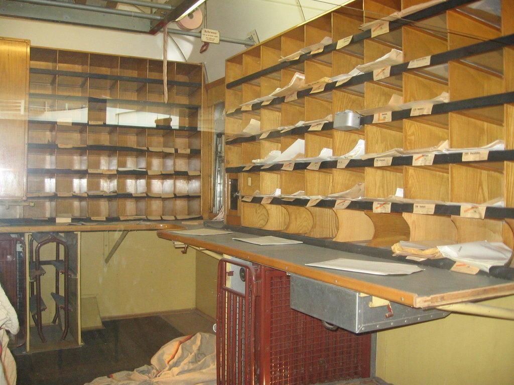 bild sortiertf cher zu museum f r kommunikation in frankfurt am main. Black Bedroom Furniture Sets. Home Design Ideas