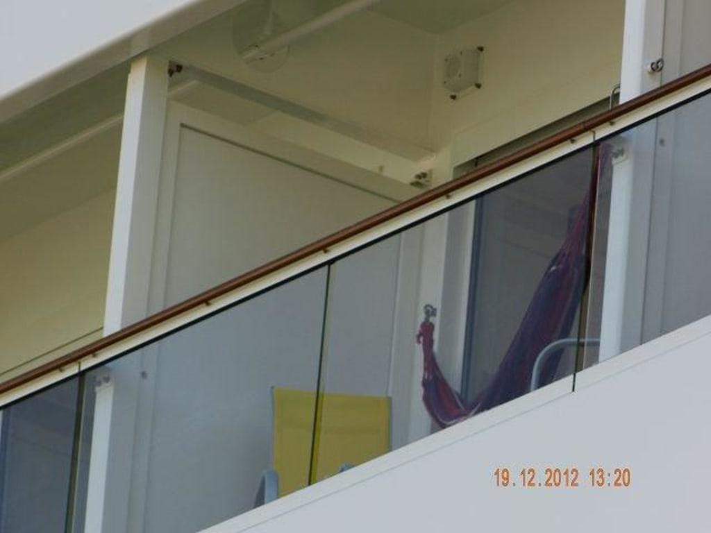 Bild Balkon Mit Hangematte Zu Aidamar In
