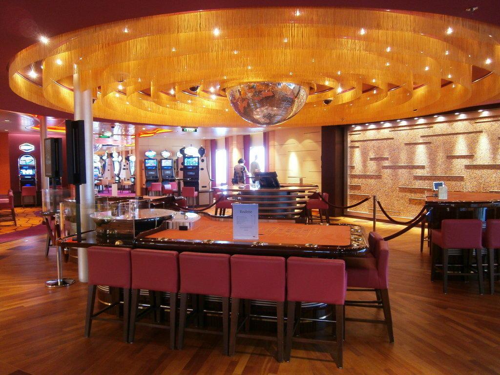 Casino Kleiderladen
