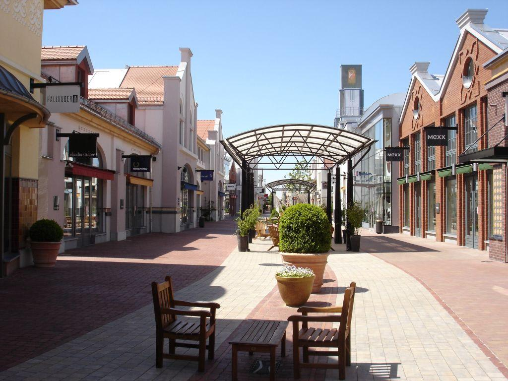 Bild Ingolstadt Einkaufsparadies Village Zu Ingolstadt