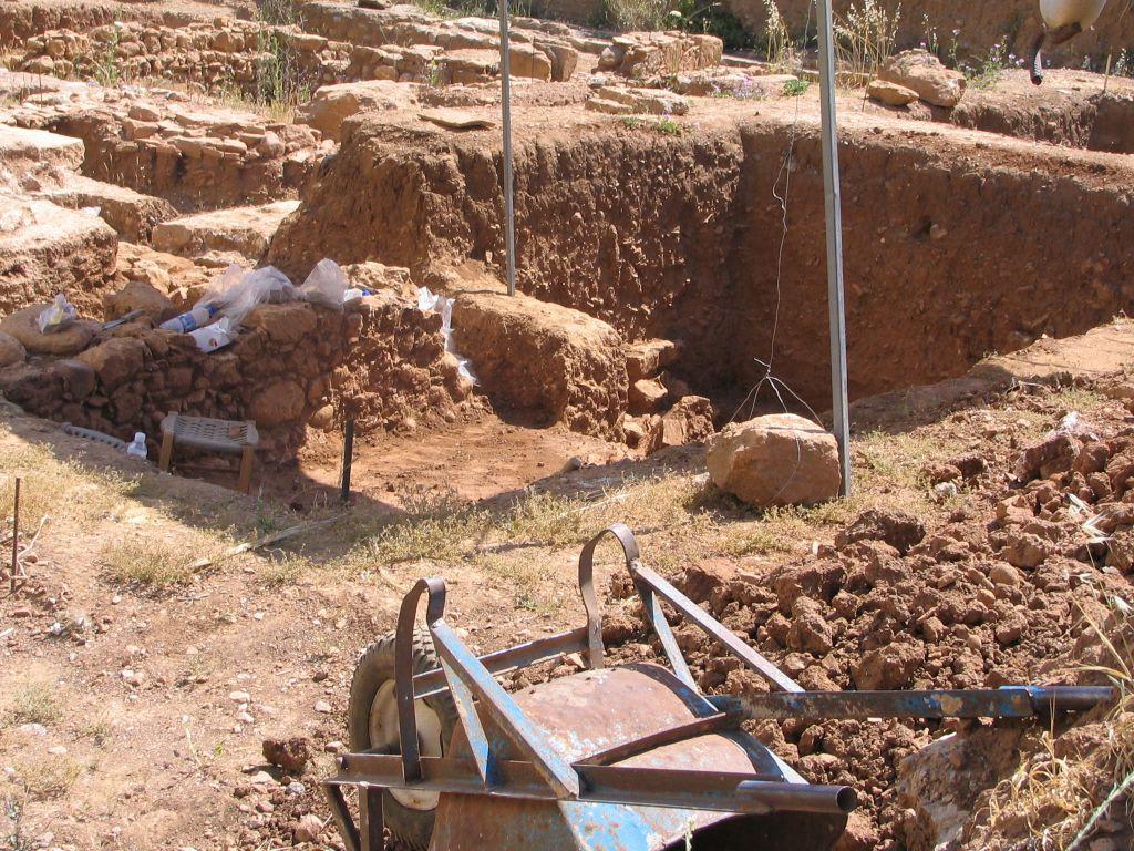 Aktuelle Archäologische Ausgrabungen