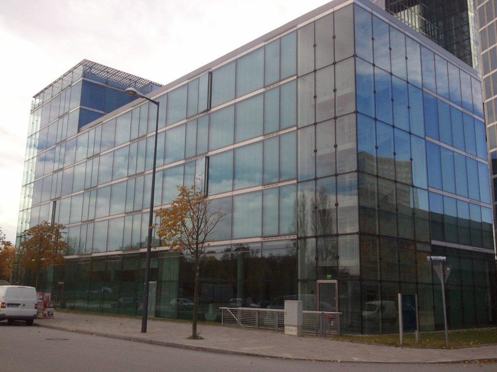 Bild glaspalast zu innside m nchen parkstadt schwabing for Design hotel schwabing