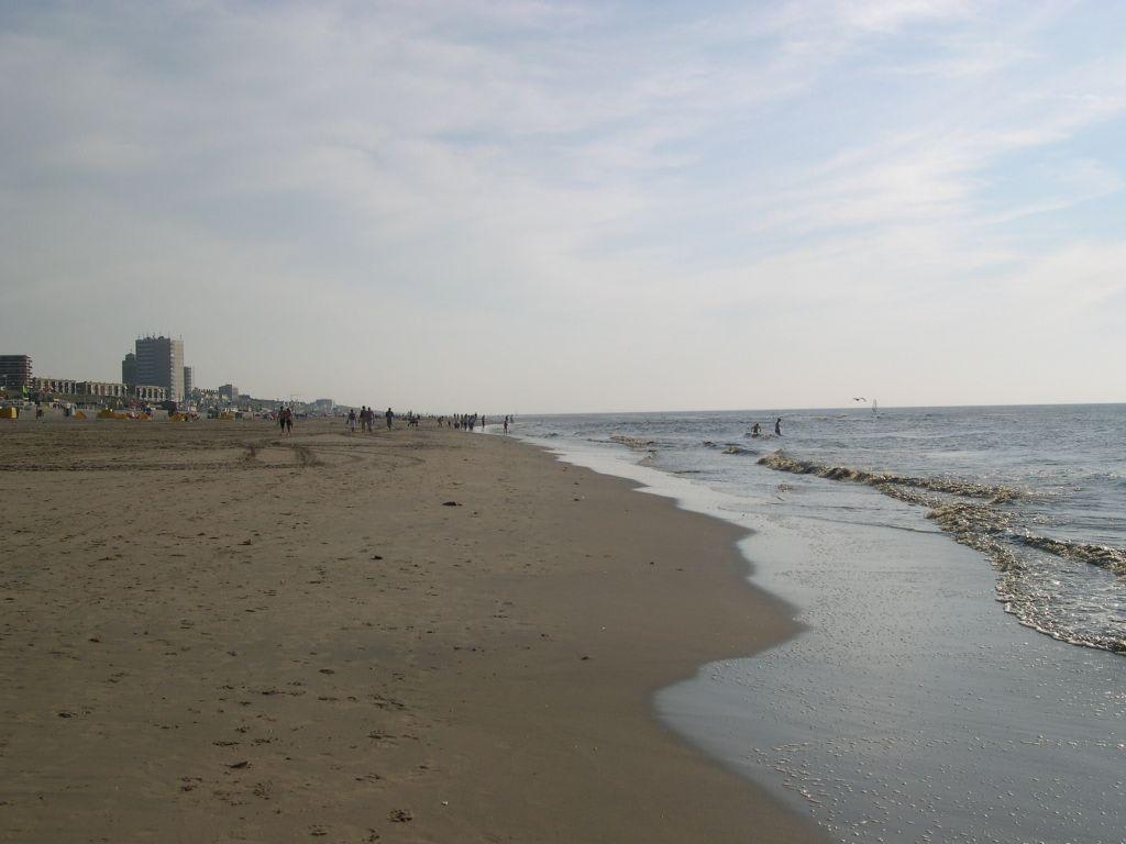 bild strand von zandvoort september 06 zu strand. Black Bedroom Furniture Sets. Home Design Ideas