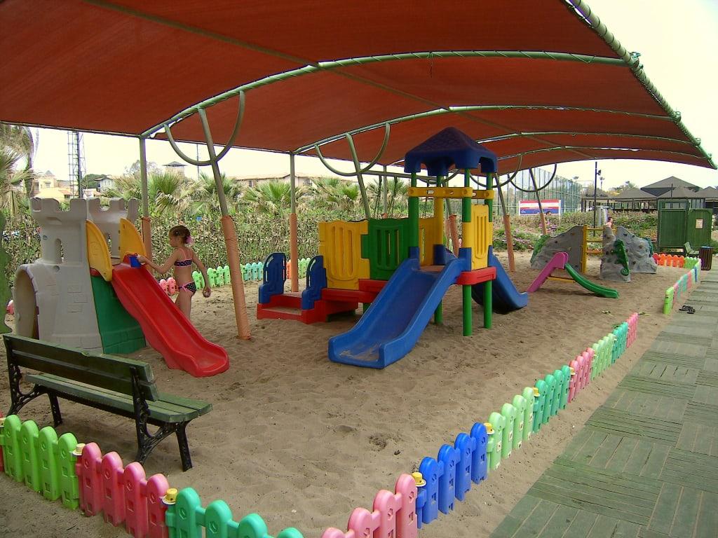 Kinderspielplatz am Strand Bilder Sport & Freizeit Limak Arcadia Golf & Sport Resort