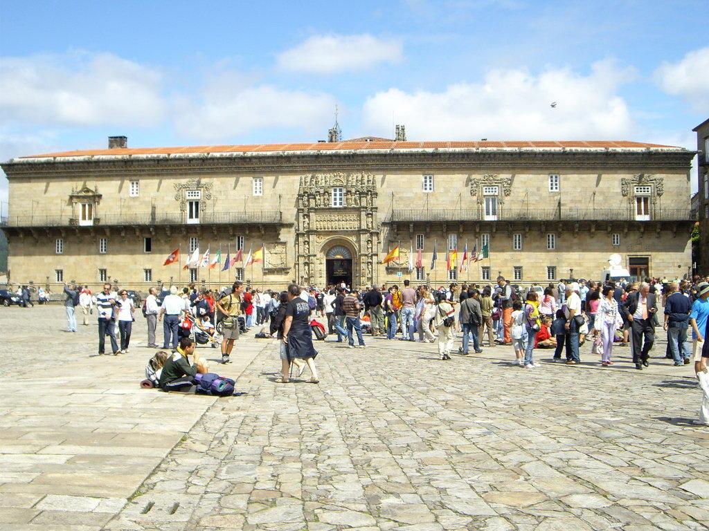 Rectorado de la universidad de Santiago de C.