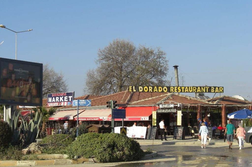 """Bild """"Sky-Sports-Bar"""" zu El Dorado in Side - Kumköy"""